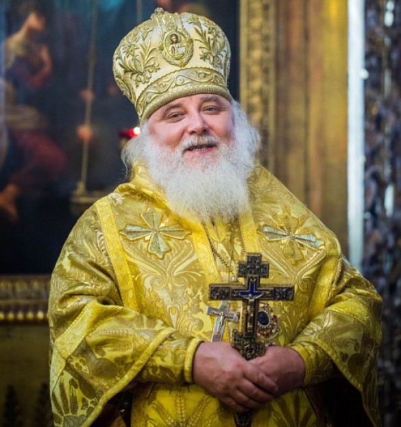 Управляющий Центральным викариатством г.Москвы