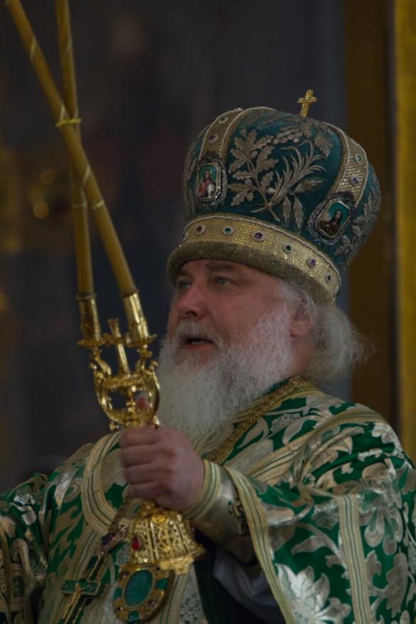 25 июня — день тезоименитства архиепископа Арсения