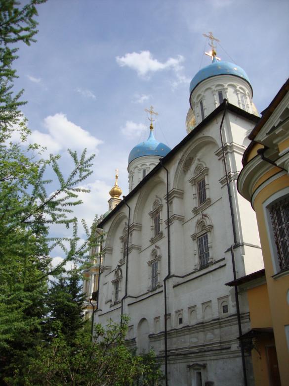11.05.2013. Экскурсия в Новоспасский монастырь