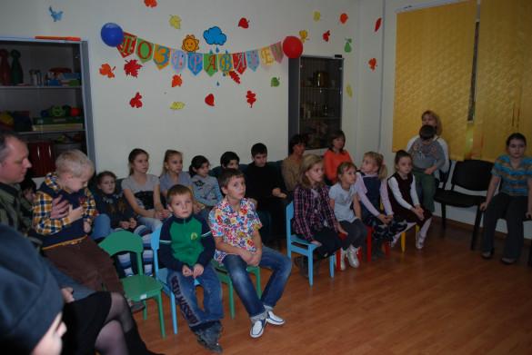 23.11.2013. День матери в ЦСПСиД «Семья»