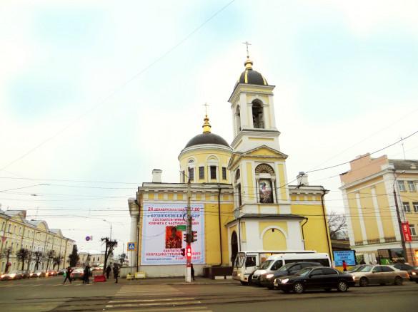 28.12.13. Тверь. Три собора в день памяти святого Сергия Сребрянского