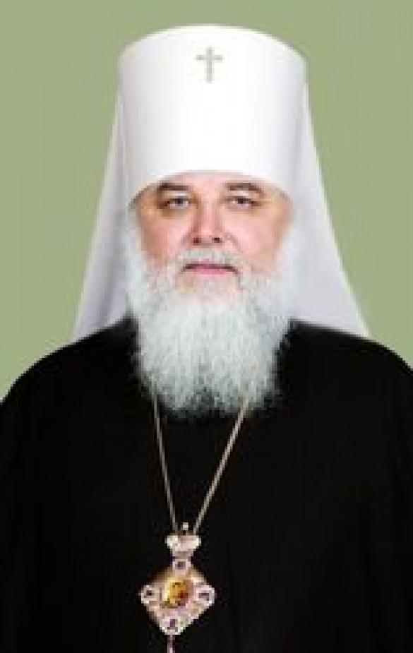 Архиепископ Истринский Арсений возведён в сан митрополита! Аксиос!