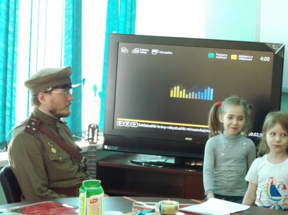 День Победы в Социальном центре «Семья»