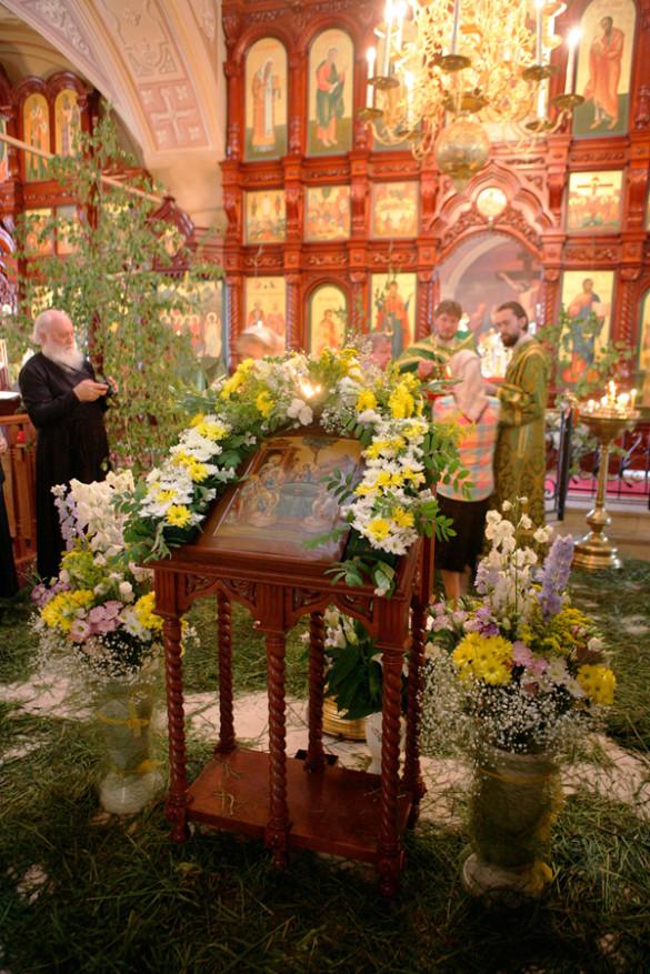 31.05.2015. День Святой Троицы. Пятидесятница