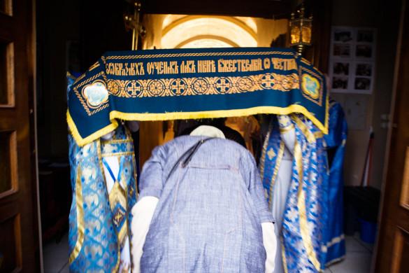 Чин погребения св. Плащаницы