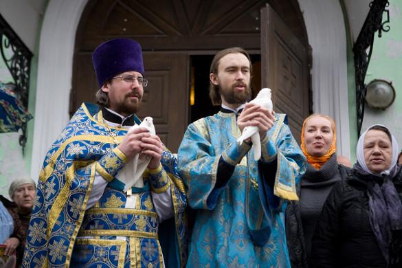 Благовещенские голуби