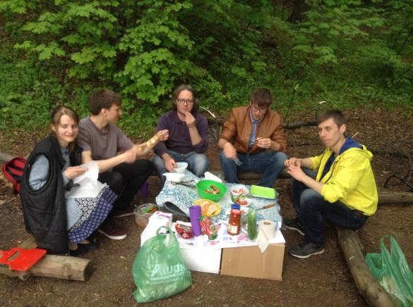 15.05.2016. Молодёжный пикник