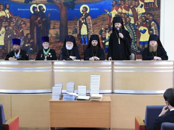 Выпускной день в Николо-Угрешской семинарии