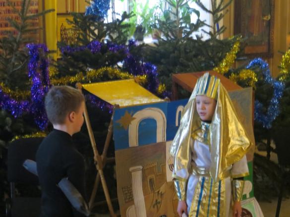 Прошла приходская Рождественская ёлка