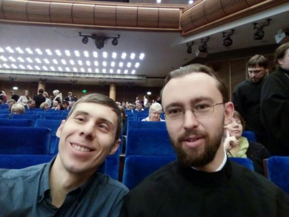 В Государственном Кремлевском дворце прошел концерт, посвященный 100-летию восстановления Патриаршества в Русской Церкви