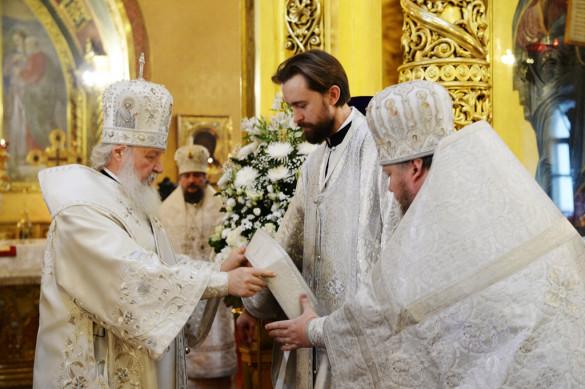 Диакон Сергий Уваров рукоположен во пресвитера. Аксиос!