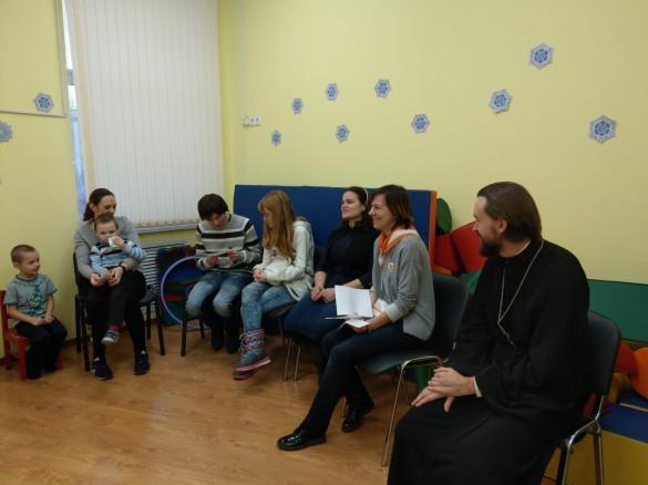 24.11.18. День матери в Социальном центре