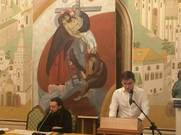 Иерей Сергий Уваров принял участие в ХХVII Международных Рождественских образовательных чтениях