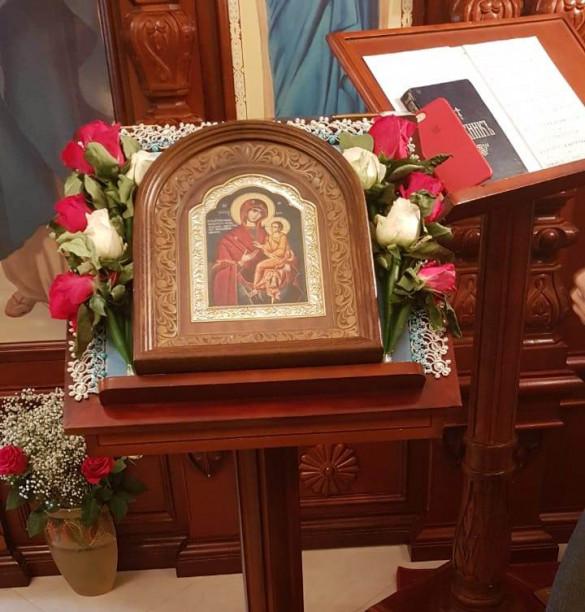 22.11.2019. Праздник в больничном храме