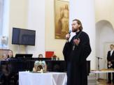 Священник Сергий Уваров возглавил X Рождественский фестиваль  творчества воскресных школ Центрального благочиния г.Москвы