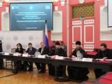 Иерей Сергий Уваров принял участие в заседании комиссии Всероссийского конкурса «За нравственный подвиг учителя»