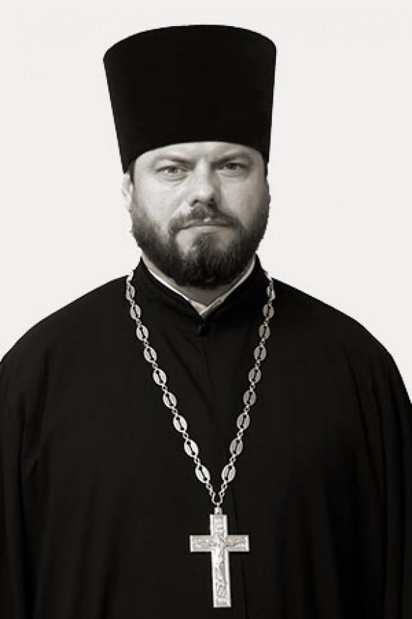 Иерей Сергий Куксов — настоятель храма