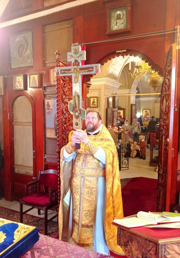Изготовлен новый Крест для поклонения в праздники Животворящего Креста Господня