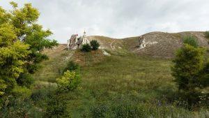 6_Вид на Спасский Храм и каменную диву